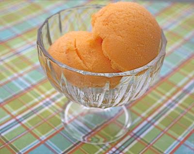 Recipe for Apricot Sorbet | Two Peas & Their Pod