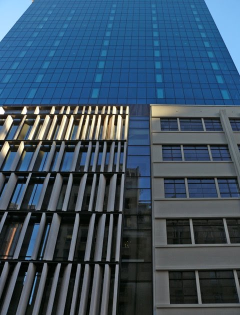 Eye on Auckland: [PROJECT] + DELOITTE CENTRE & TOWER