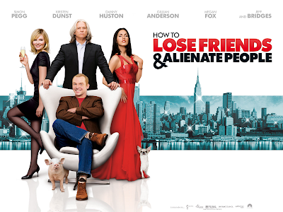 How To Lose Friends And Alienate People - Best Movies in 2008
