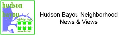 Hudson Bayou Neighborhood Association