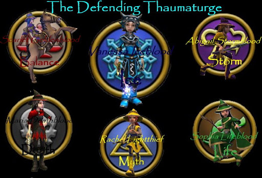 The Defending Thaumaturge