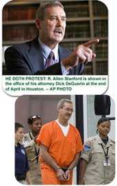 Allen Stanford Denies All