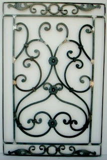 One Of Our Distributors Sent Us A Samples Of A Couple Of New Wrought Iron  Gate Toppers. I Got To Doing Some Photography Today So Hereu0027s A Section Of  One Of ...