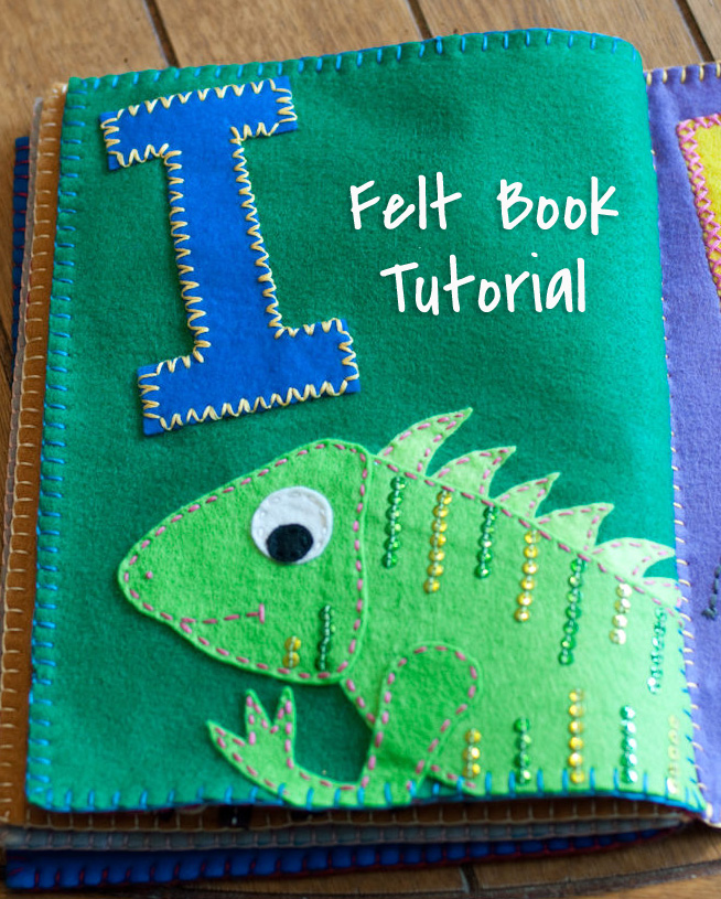 Felt Book Cover Pattern ~ Felt pattern book free patterns