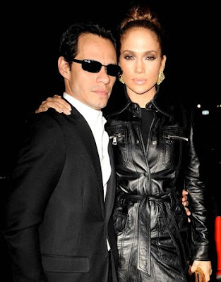 Jennifer Lopez marc anthony topshop launch