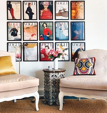 Pillows Smoth Vintage Fashion Wall Art