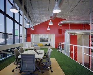Oficina de trabajo según Google
