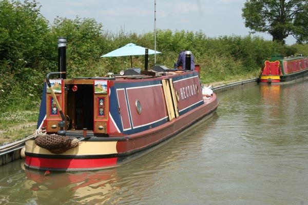 Black Country Narrowboats Tugs