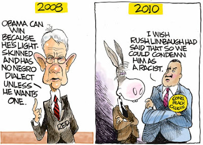 Harry Reid cartoon