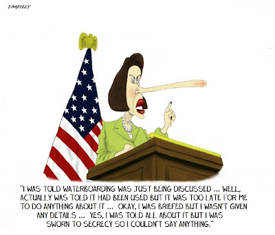 Nancy Pelosi cartoon