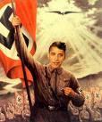 Reagan Hitler