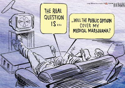 Marijuana, Health Care Reform