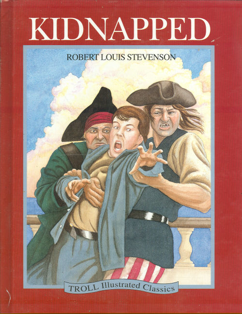 summary of kidnapped by r l stevenson Kidnapped robert louis stevenson this ebook was designed and published by planet pdf for more free  the l j r, held its meetings and drank its beer,.