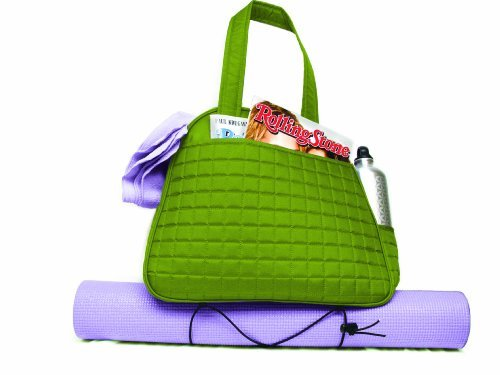 chloe tan leather handbag - Yoga Mats as Status Symbols: What Does Yours Say About You?