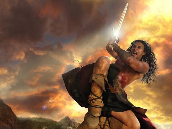 Conan - Jason Momoa