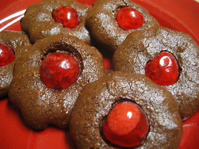 Craig Claiborne's Chocolate Macaroons