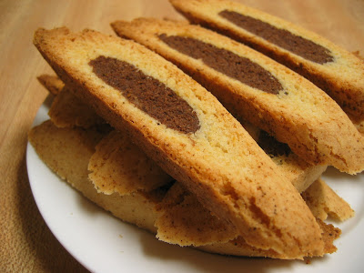 Black-and-White Rusks
