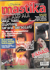 Mastika January 2008 Issue: Why I Am In A Wheelchair By aNt