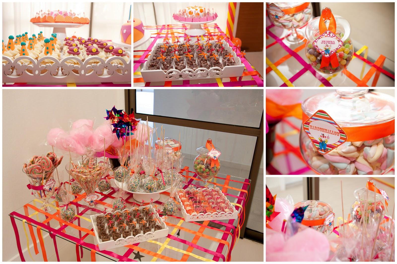 Do Circo   Mini Cupcakes  Doces De Copinho E Ma    S Decoradas