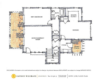 Dream House Plans on Dream Home 2011 Floor Plan