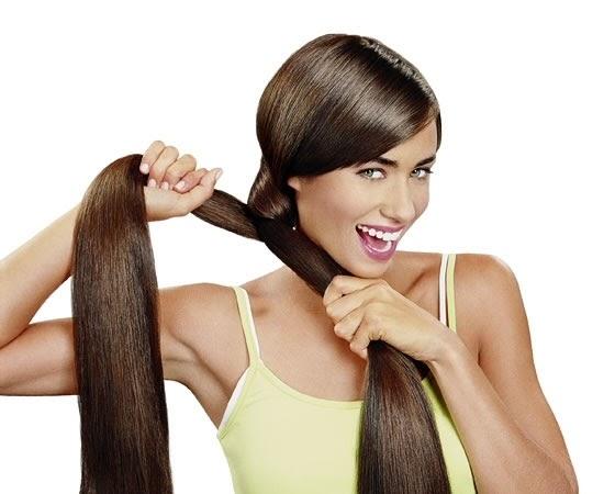 El aceite de espino cerval de mar para los cabellos las revocaciones de la foto