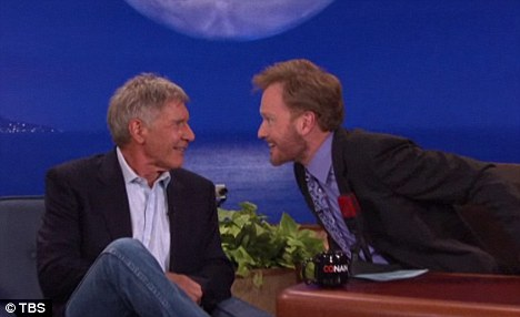 Bonus points for Harrison Ford being stoned off his ass during the interview
