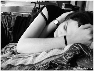 Cewek Lagi Tidur