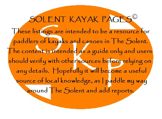 SOLENT     KAYAK     PAGES