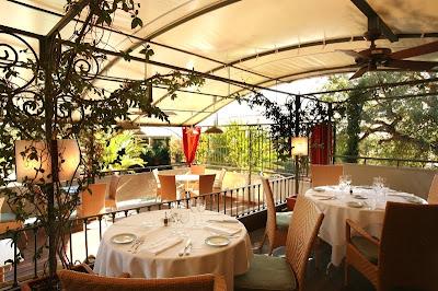 restaurant hotel roi theodore porto vecchio