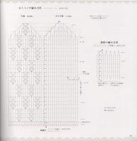 варежки описание и схемы