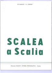 SCALEA - ORIGINI E NOME