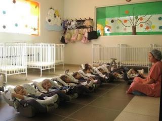Choosing a nursery, advantages and disadvantages
