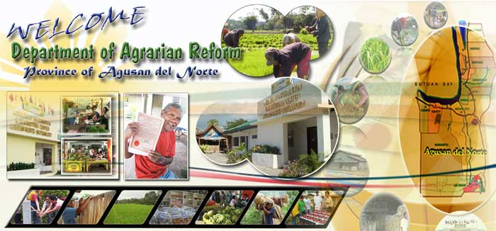 DAR Agusan del Norte Website
