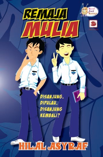 Posted by Galeri Ilmu Labels: novel remaja