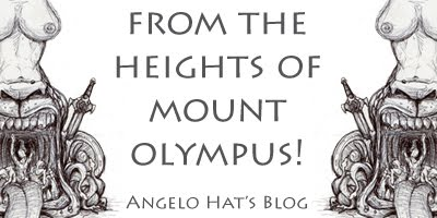 From The Heights of Mount Olympus!
