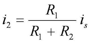 Voltage Divider Rule Vdr And Current