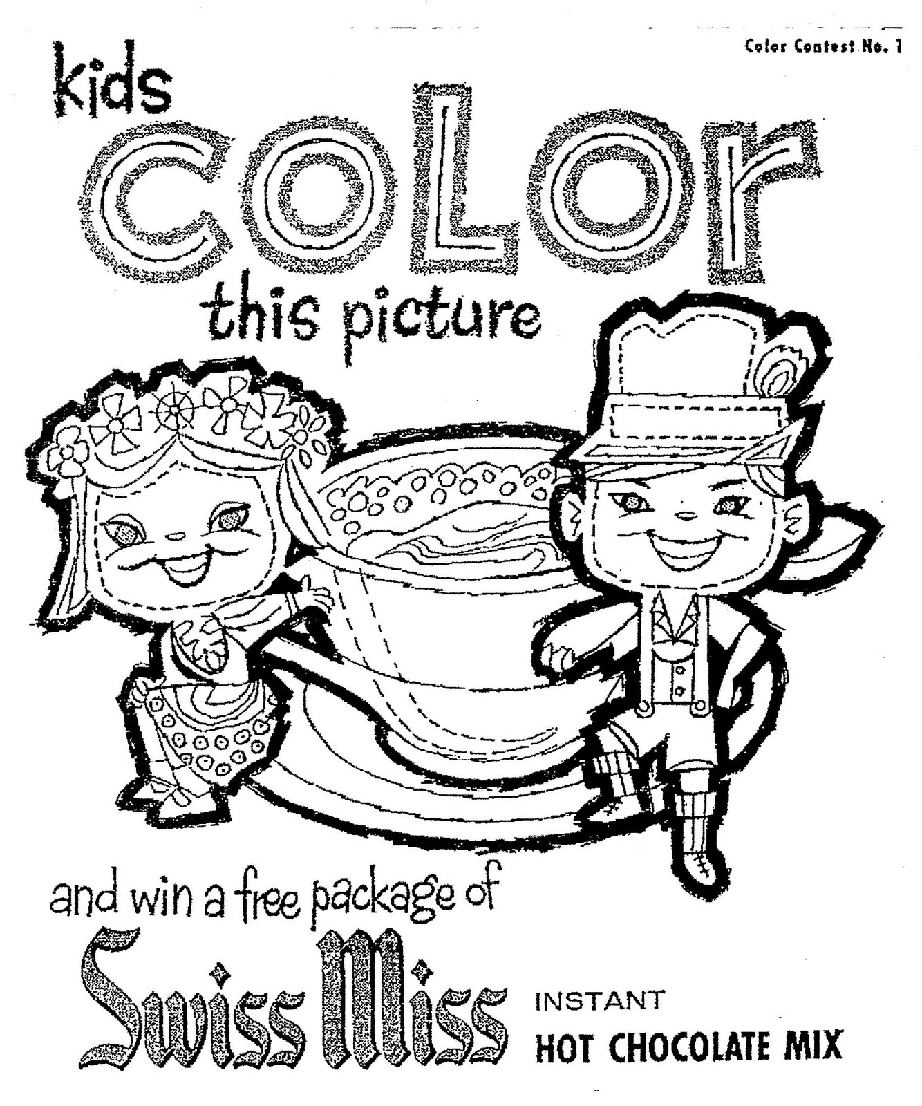 Hot cocoa mug coloring page coloring pages for Hot chocolate mug coloring page