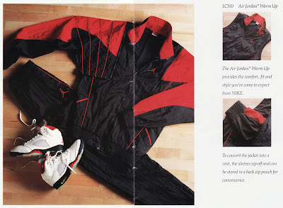 I found the 2 dope movie of Air Jordan Warmup