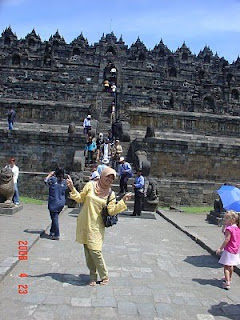 best places in java, borobudur, temple, tourist attraction