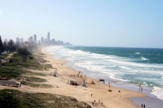 surfers paradise, beach, best beaches, Queensland