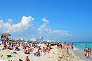 miami beach, south beach, florida