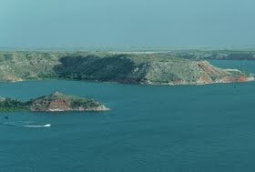 lake meredith in Texas and Texas vacation destination