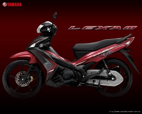 Gambar Foto Motor Yamaha Lexam Motor Bebek Matic Pertama Yamaha