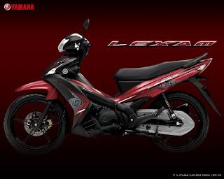 Yamaha Lexam Motor Bebek Matic Pertama Yamaha