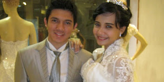 Foto Pernikahan Irwansyah Saskia Sungkar