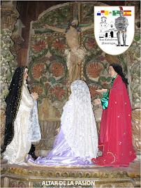 Altar de la Pasión
