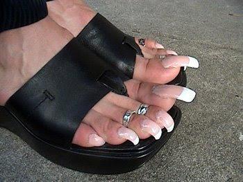 Amazing nail art 8