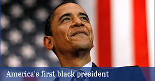 Barak Obama The First Black President