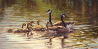 Geese by Lori Levin