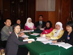 Kursus PTK DG48 2007 di Hotel Dynasty, K.L.
